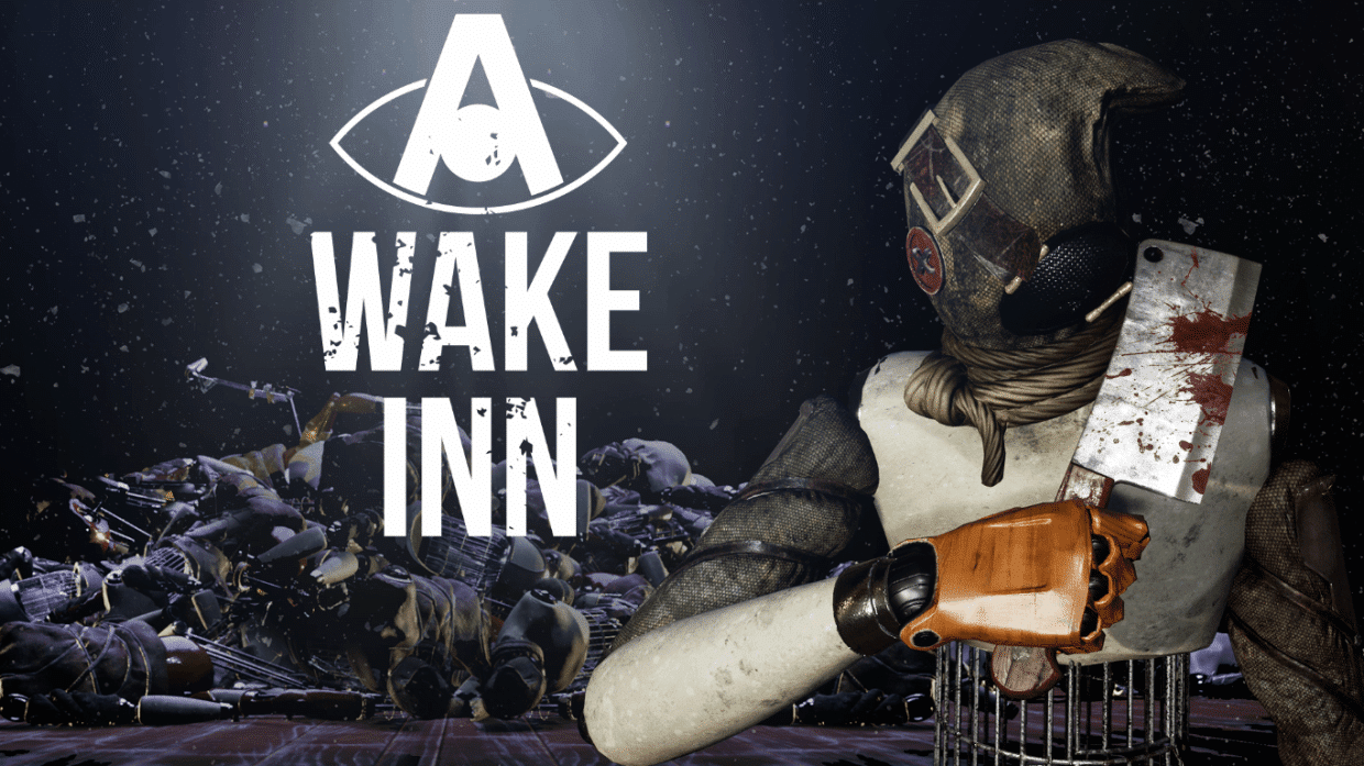 A Wake Inn Key Art