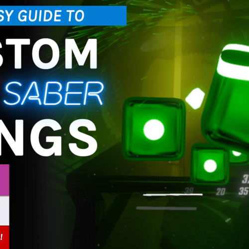 how to download custom beat saber songs