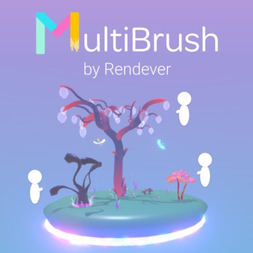 multibrush by rendever large logo art