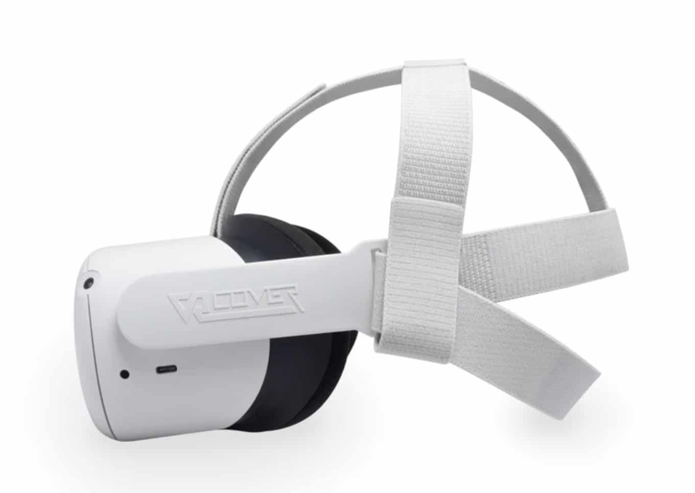 vrcover quest 2 headstrap replacement