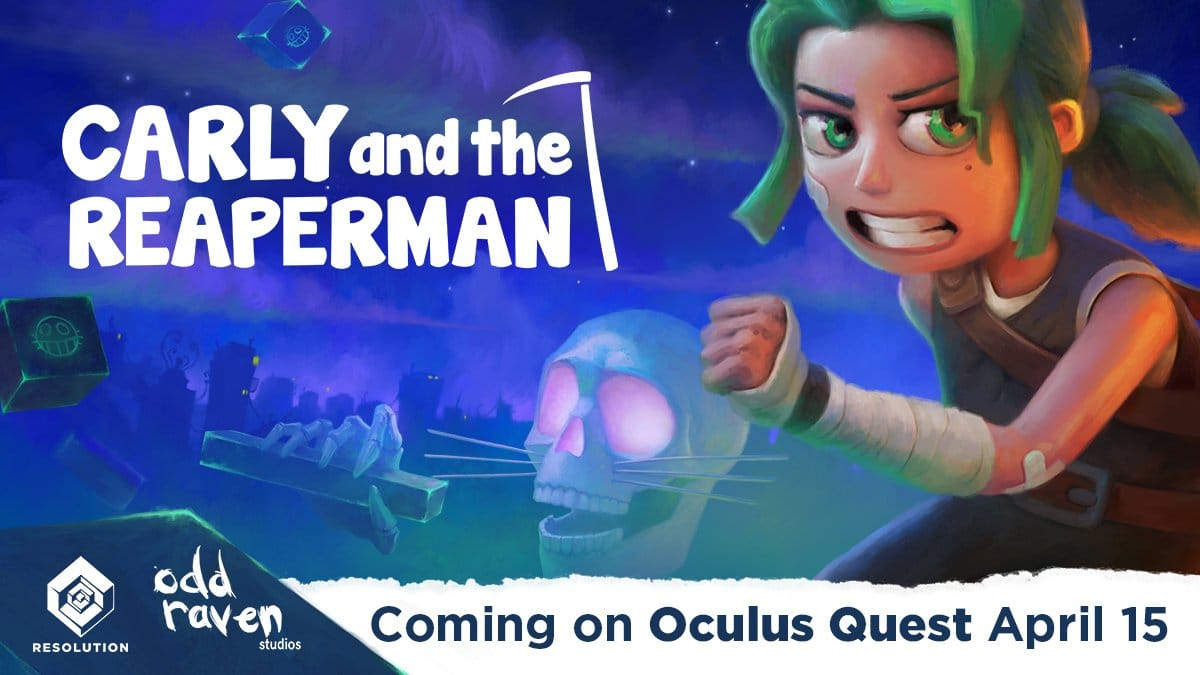 Carly and the Reaperman Oculus Quest