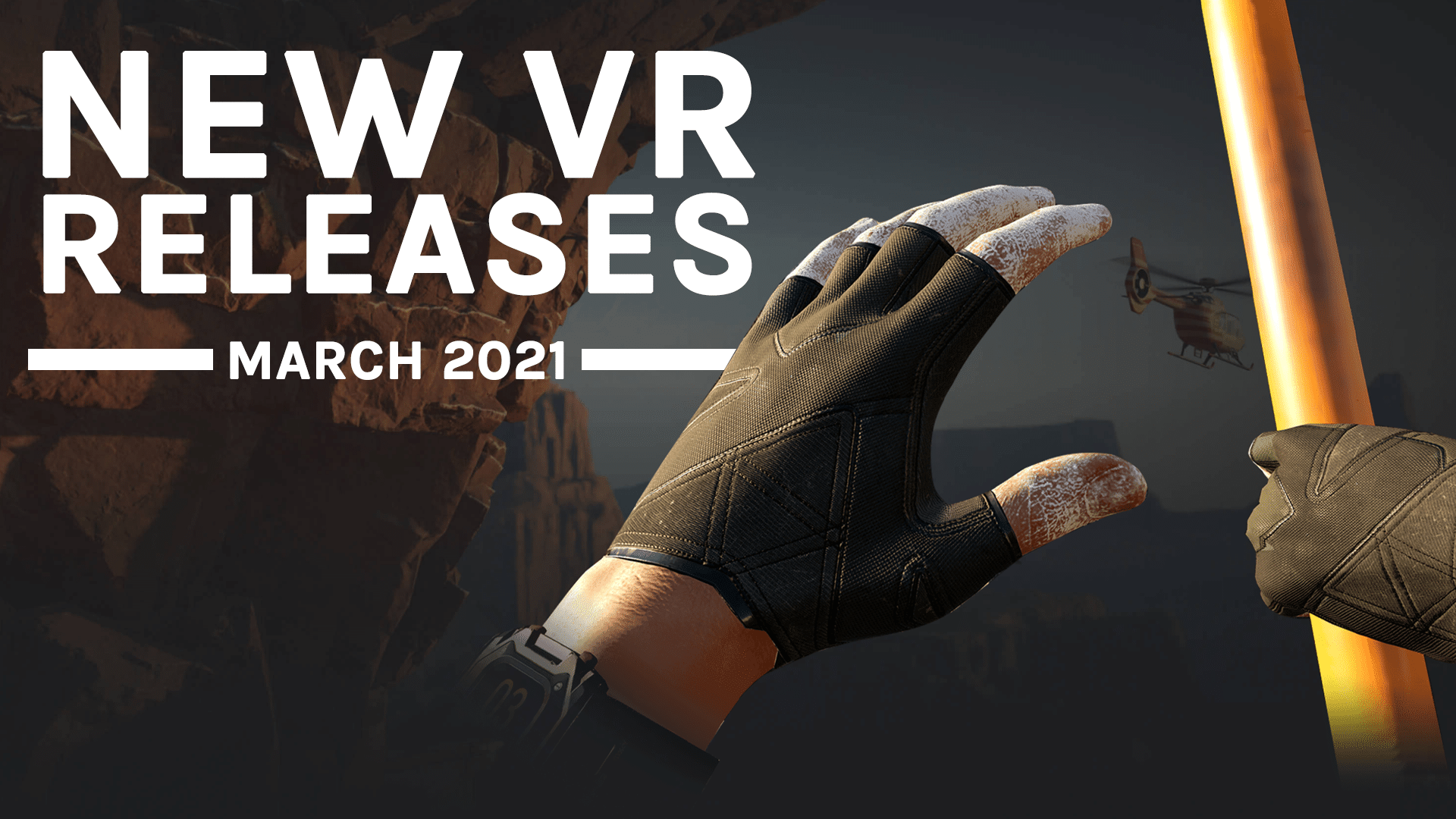 New vr games March 2021