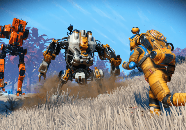 No Man's Sky Expeditions Update