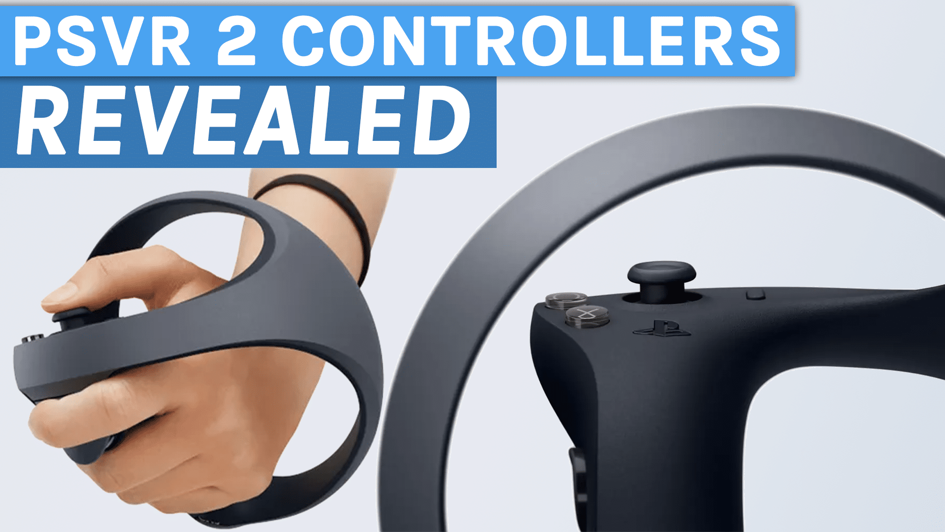 PSVR 2 CONTROLLERS REVEALED