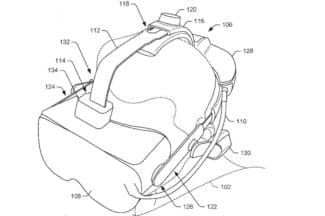 Valve HMD Strap Patent Filing Includes Depiction Of Wireless Version