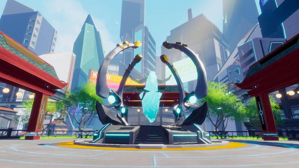 zenith vr mmo crystal