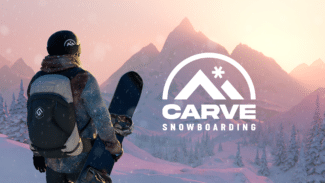 Carve Snowboarding Coming To Oculus Quest From 1080° Creator
