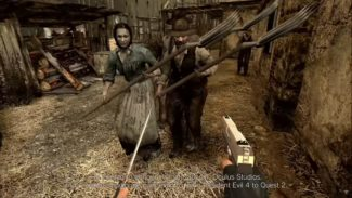 Resident Evil 4 VR Has Dual-Wielding And Physical Inventory