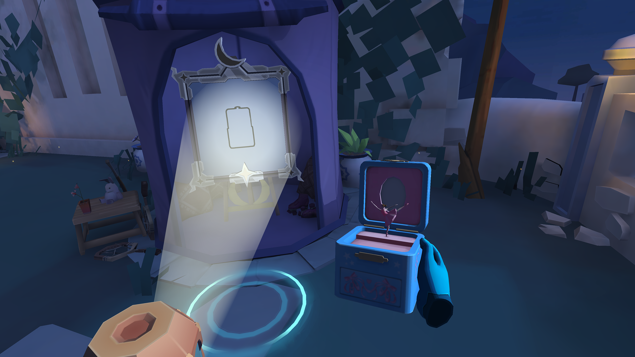Shadow Point shadow puzzle