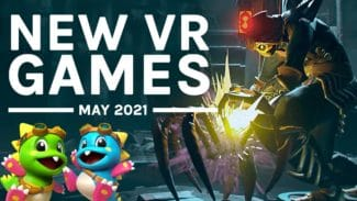 New VR Games May 2021: All The Biggest Releases