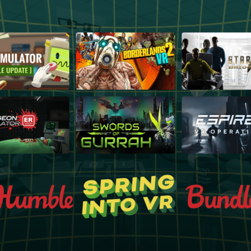 humble bundle spring into vr