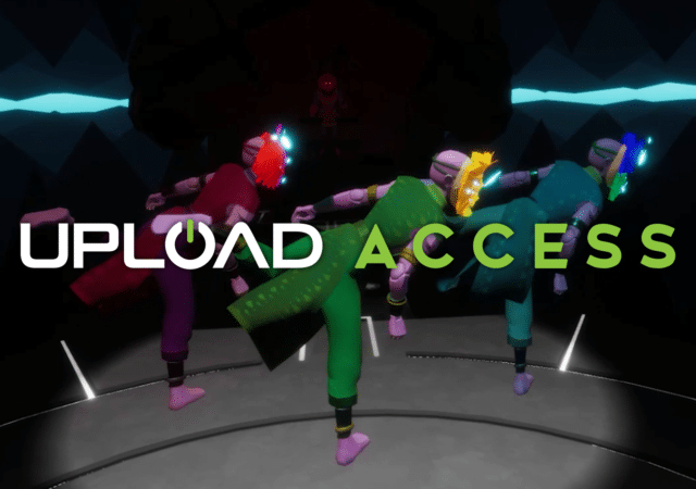 upload access maskmaker gameplay commentary