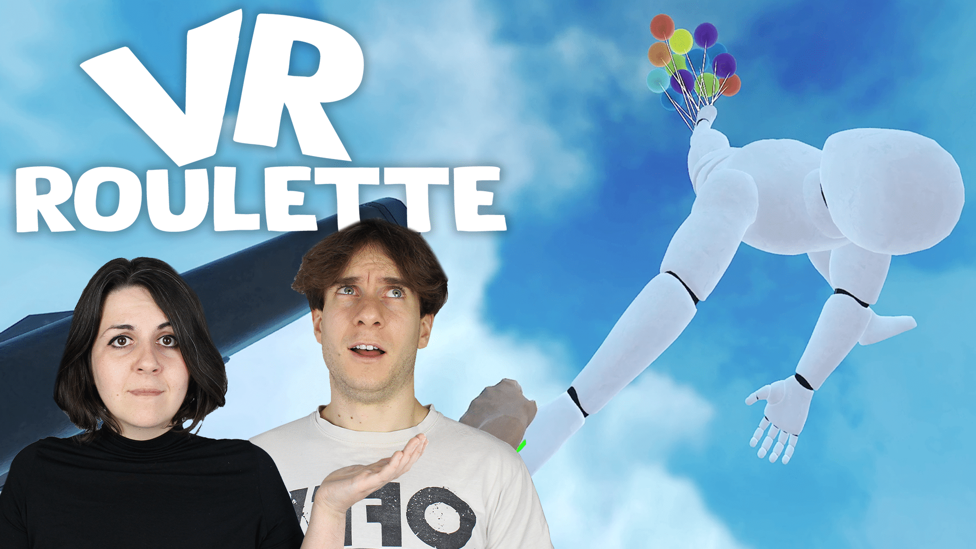 Playing Randomly Picked VR Games – App Lab VR Roulette