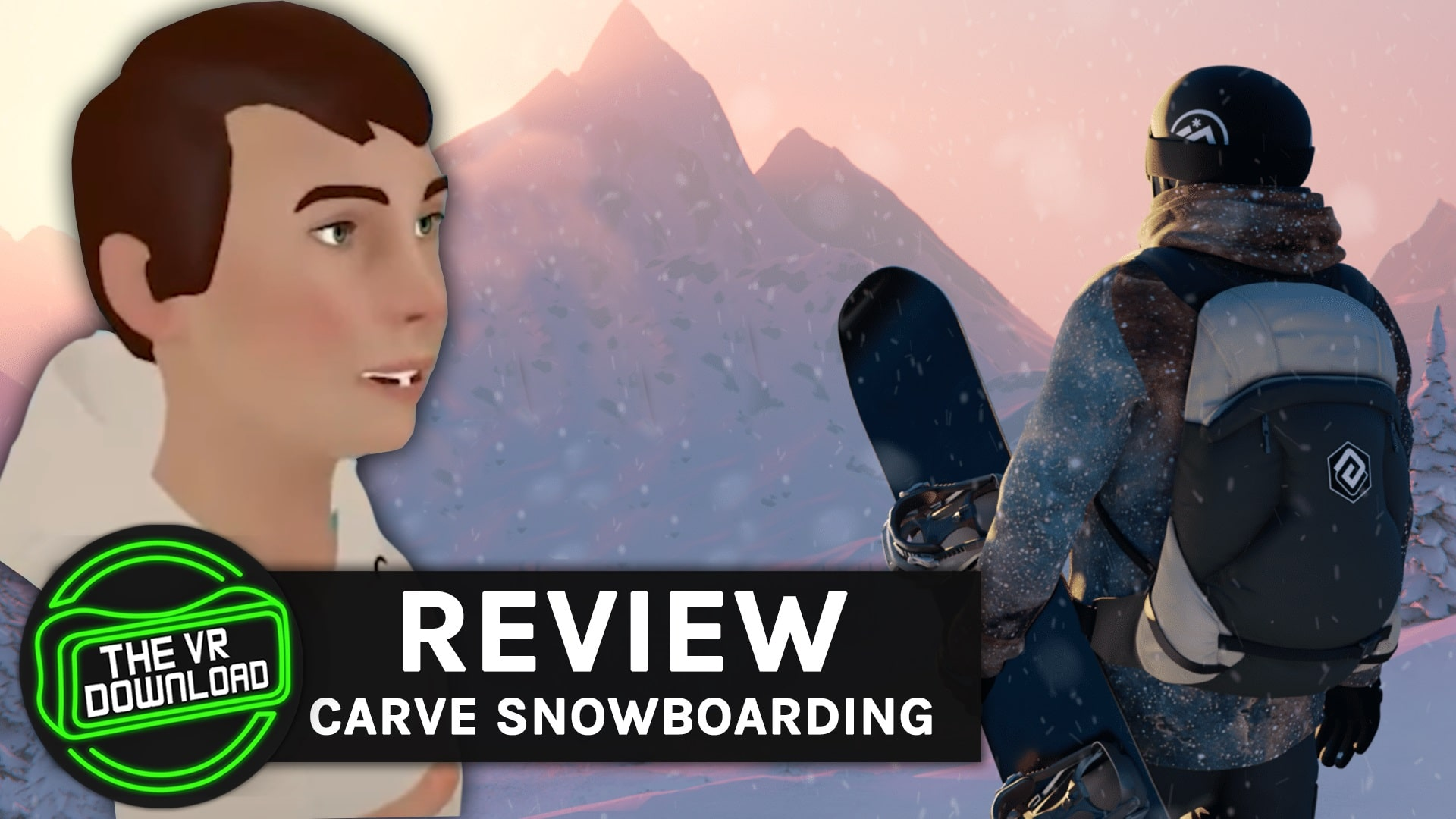 Carve Snowboarding Review