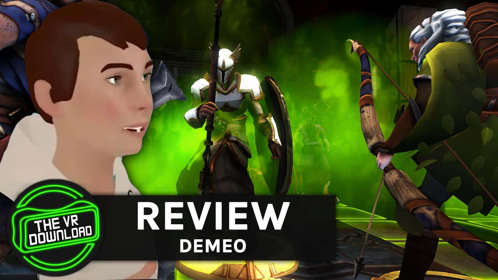 DEMEO REVIEW