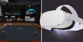 How To Set Up Your Desk In VR On Oculus Quest 2