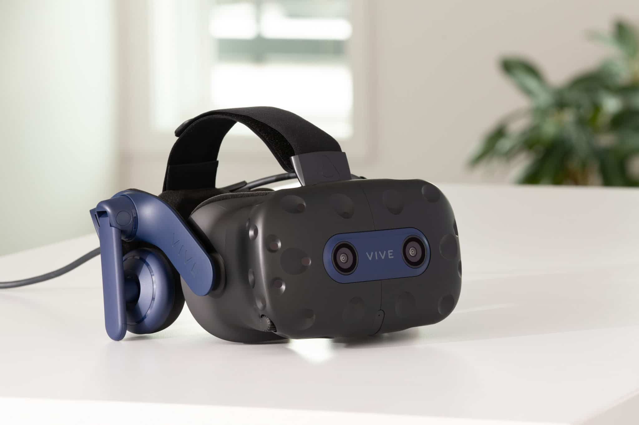 VIVE Pro 2 - on a table