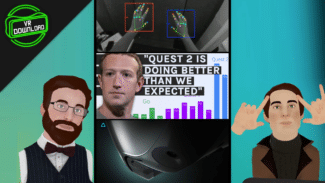 VR Download: Facebook's Confidence Grows As HTC Teases Next Steps