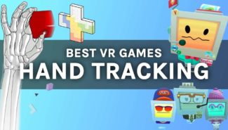 best vr games hand tracking