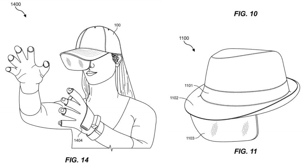 Facebook Artificial Reality Hat