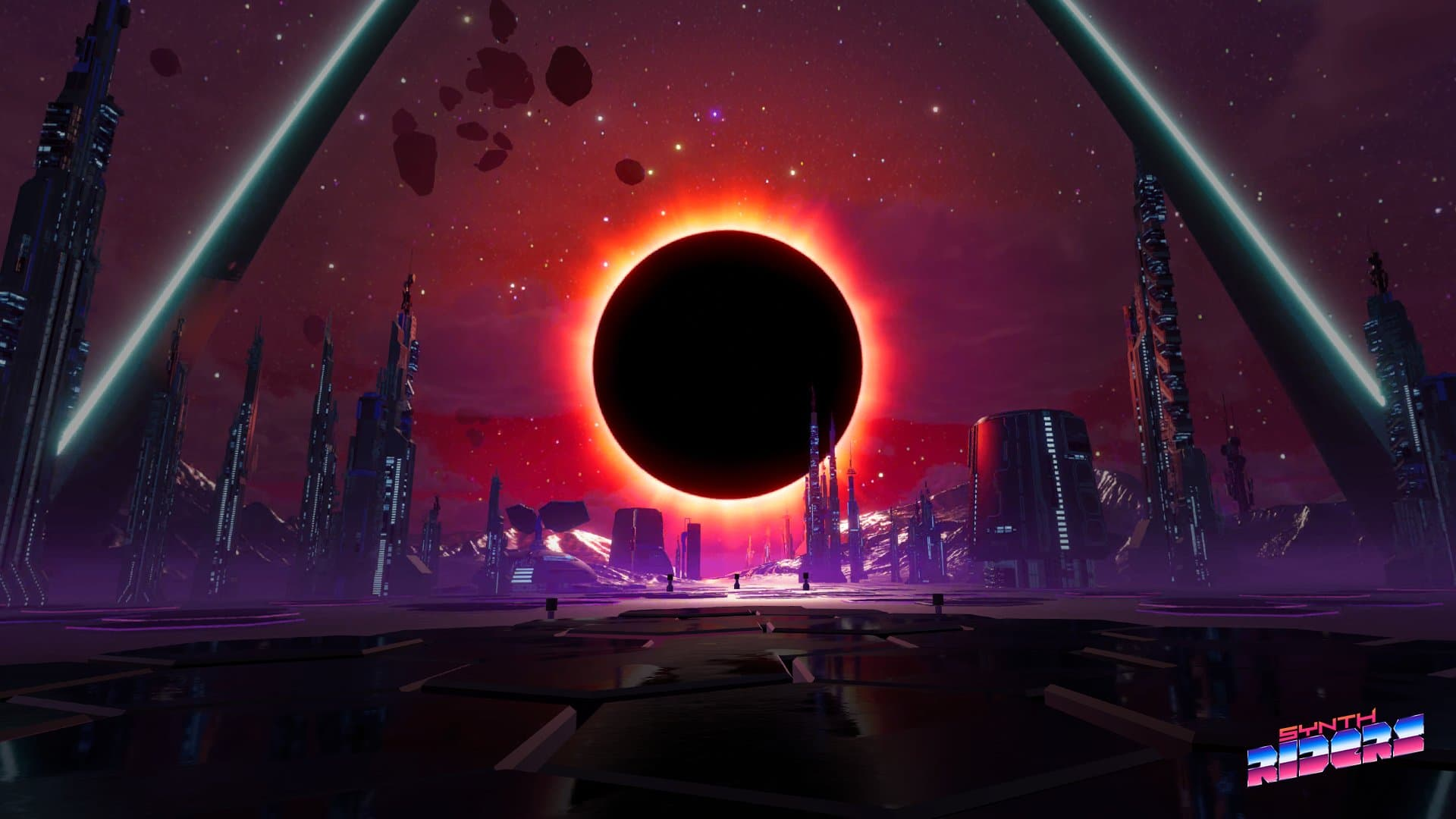 synth riders eclipse