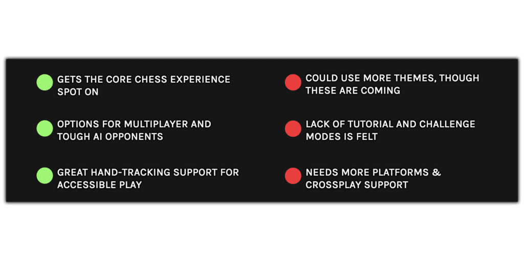 Chess Club Review Points