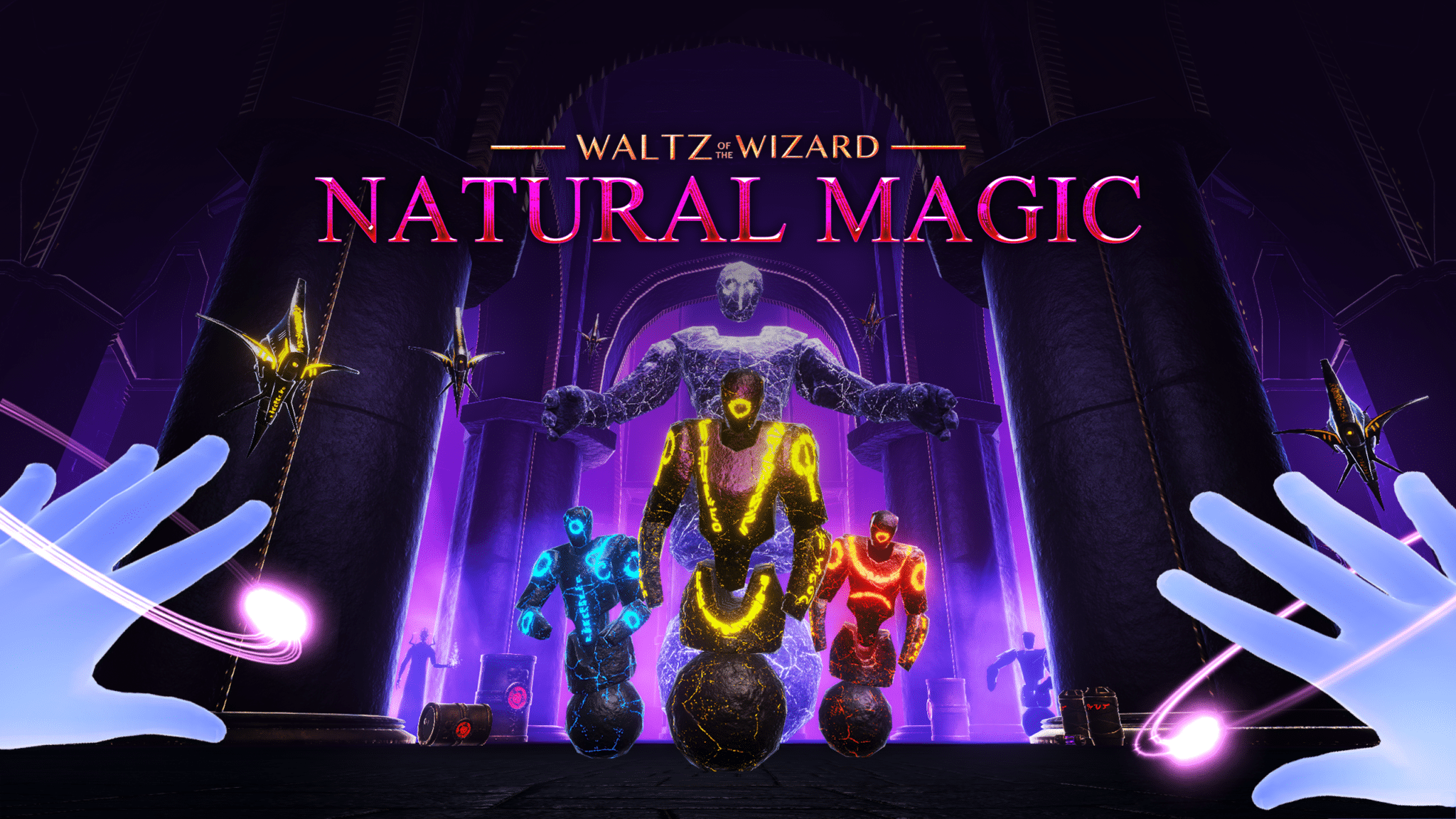 waltz of the wizard natural magic