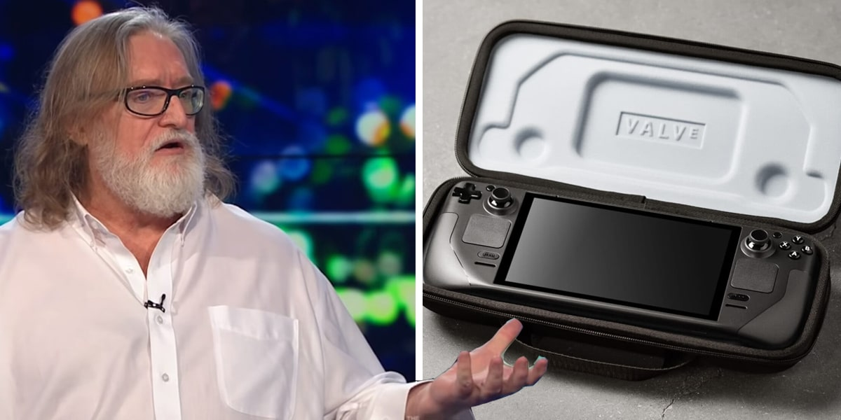 Steam Deck Can Be Used With Oculus Quest, Gabe Newell Confirms