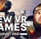 New VR Games August 2021