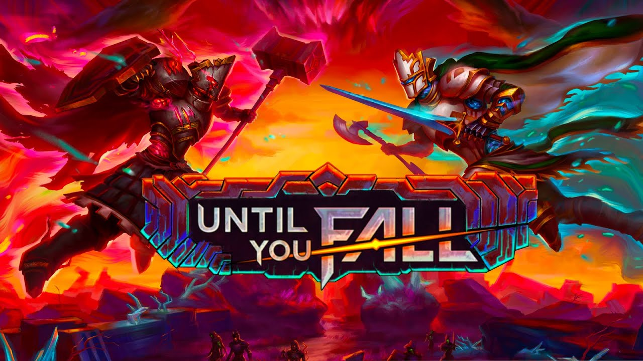 Until You Fall Expansions