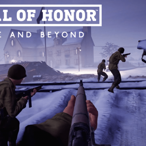 Medal of Honor Quest 2