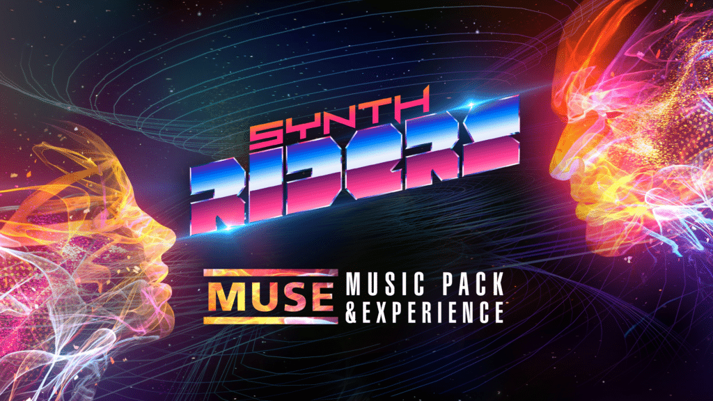 Synth Riders Launches New 5-Track Muse DLC Pack