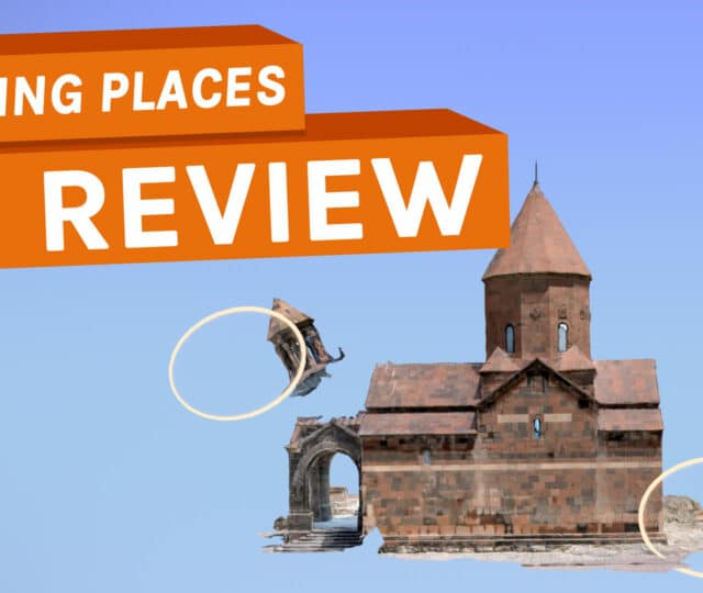 Puzzling Places Review