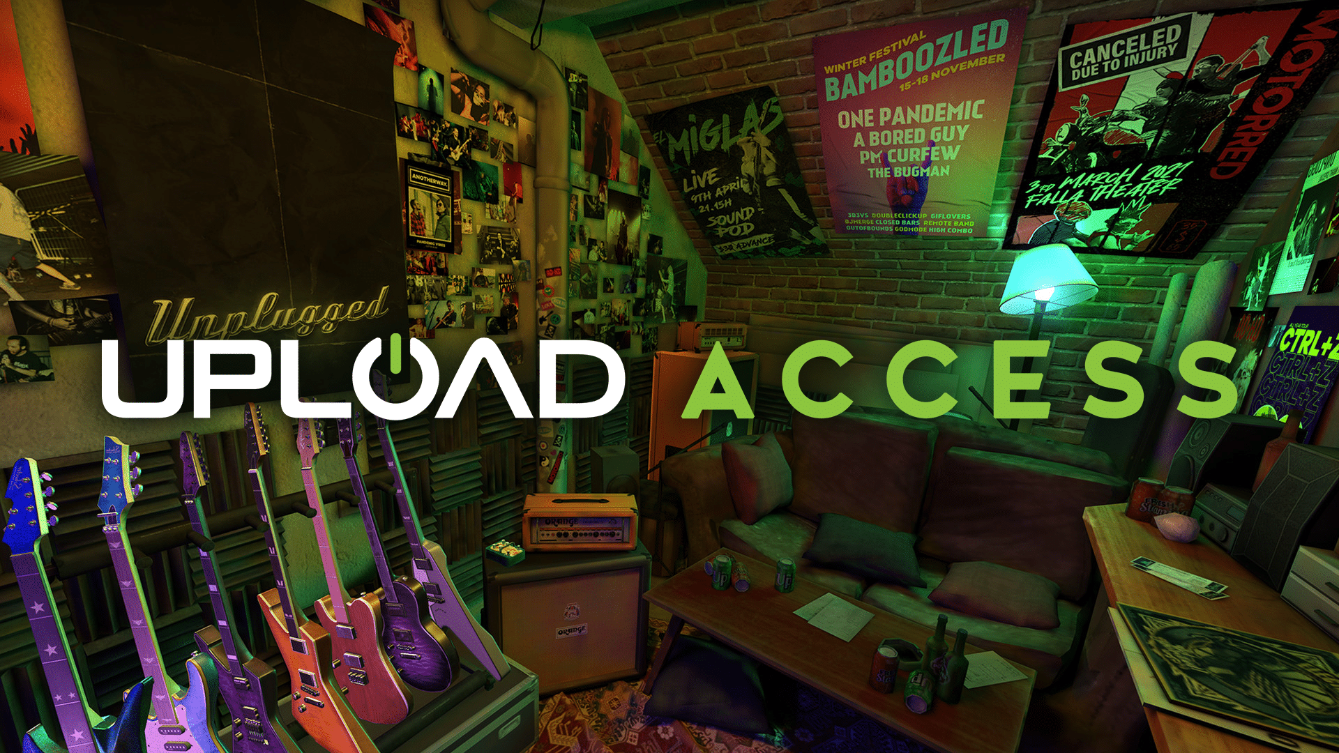 Unplugged Dev Talks Finger-Tracked Air Guitar, Setlists And More