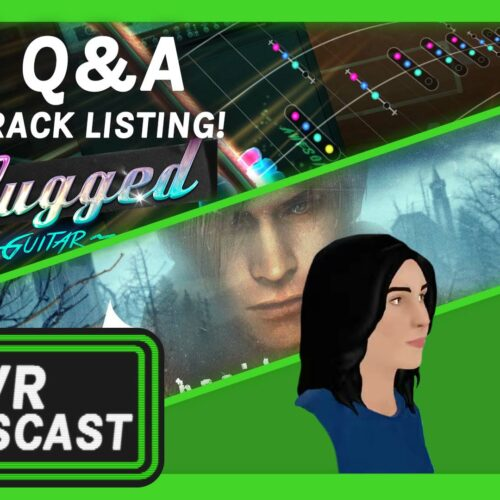 VR Download unplugged q&a resident evil 4