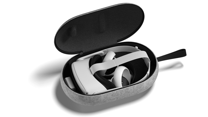 Quest 2 Carrying Case